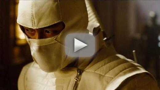 Gi Joe Retaliation Snake Eyes Vs Storm Shadow Snake Eyes  GI Joe Retaliation