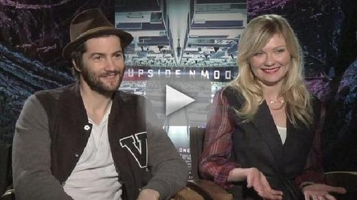 Upside Down Exclusive: Kirsten Dunst & Jim Sturgess Defy ...